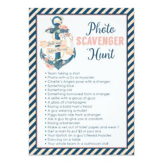 Last Sail Before The Veil Scavenger Hunt Card