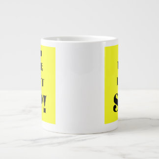 Last Sip! Large Coffee Mug