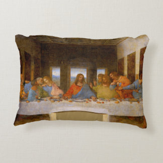Last Supper Da Vinci Accent Pillow