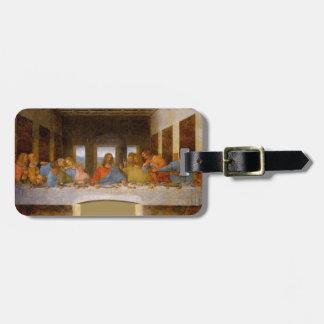 Last Supper Da Vinci Luggage Tag