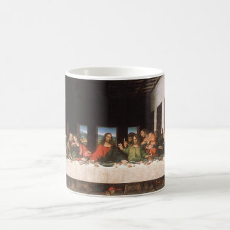 Last Supper-Leonardo da Vinci Coffee Mug