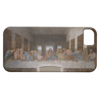 Last Supper  Leonardo da Vinci's late 1490s mural iPhone 5 Covers