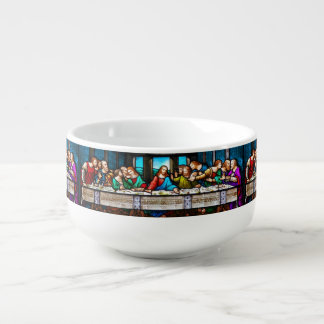 """Last Supper Soup Mug"" Soup Mug"