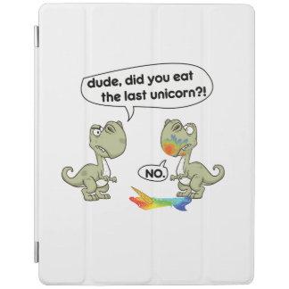 Last unicorn  funny iPad Pro Case  trex