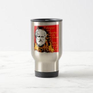 Last Virtues 15 Oz Stainless Steel Travel Mug