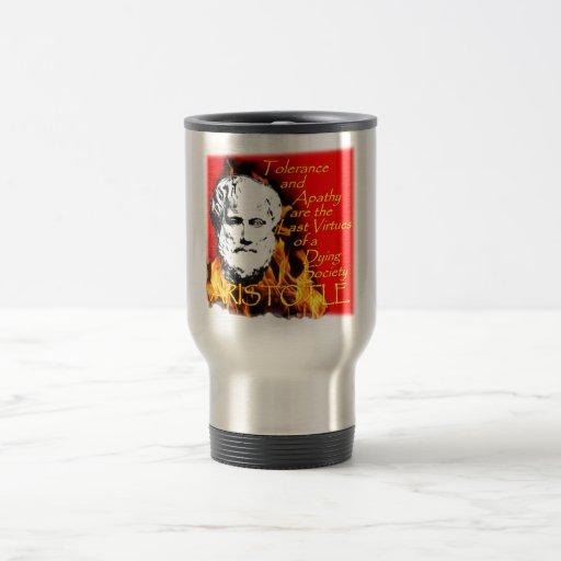 Last Virtues Coffee Mugs