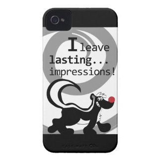Lasting Impressions Skunk Blackberry Case