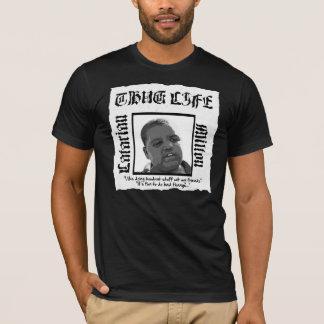 """Latarian Milton """"Thug Life"""" tShirt"""