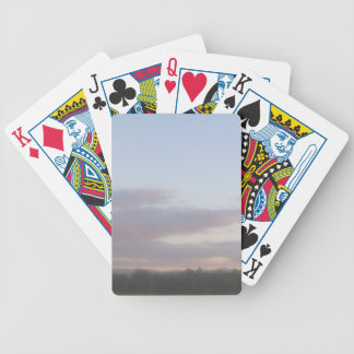 Late Afternoon 2 Bicycle Playing Cards