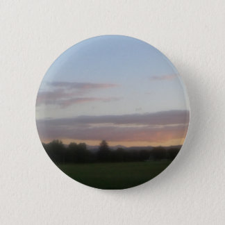 Late Afternoon 2 Inch Round Button