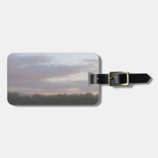 Late Afternoon 2 Luggage Tag