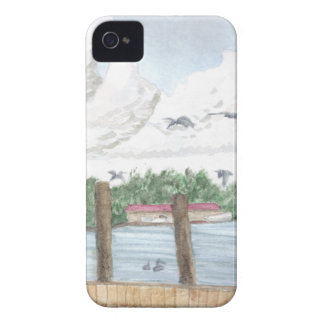 Late Afternoon iPhone 4 Covers