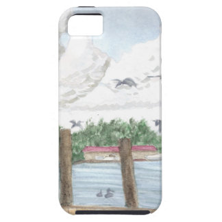 Late Afternoon iPhone 5 Case