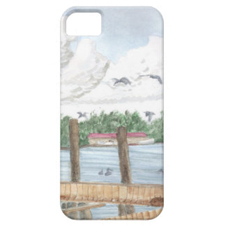 Late Afternoon iPhone 5 Cases