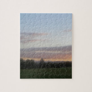 Late Afternoon Jigsaw Puzzle