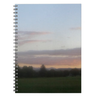 Late Afternoon Notebook
