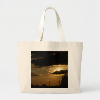 Late Afternoon Sun Large Tote Bag