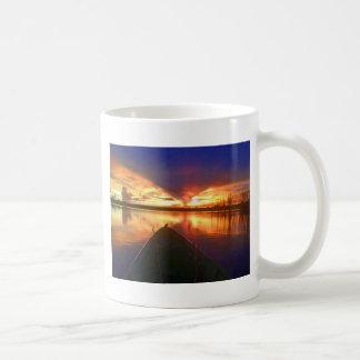 Late Afternoon Sunset Coffee Mug