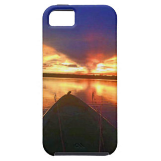 Late Afternoon Sunset iPhone 5 Cover