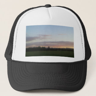 Late Afternoon Trucker Hat