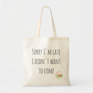 Late Bloom Tote