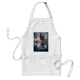 LATE FOR THE PARTY STANDARD APRON