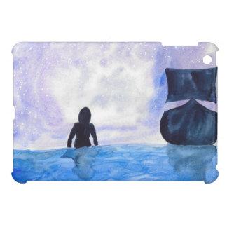 Late Night Swim iPad Mini Covers