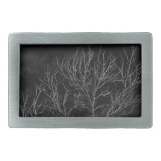 Late Night Tree Belt Buckles