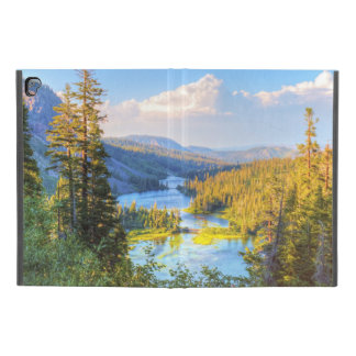 "Late Summer Colorado Landscape iPad Pro 9.7"" Case"