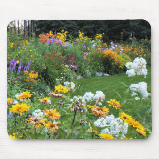 Late Summer Tent Gardens Mouse Pad