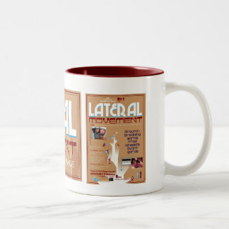 Lateral Movement: Art & the Moving Image Mug