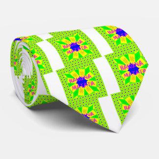 Latest Hakuna Matata Beautiful Amazing Design Colo Tie