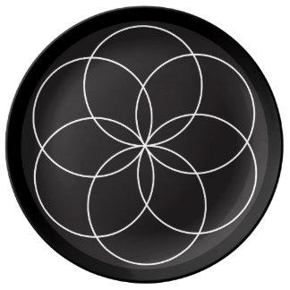 Lathe Flower Plate