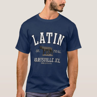 Latin Club 2010 T-Shirt