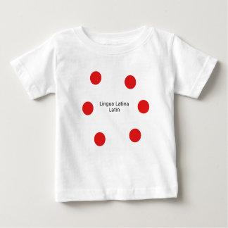 Latin Language Design (Lingua Latina) Baby T-Shirt