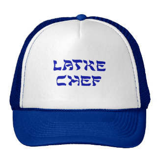 Latke Chef Hat