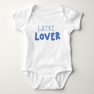 Latke Lover Baby & Toddler Baby Bodysuit