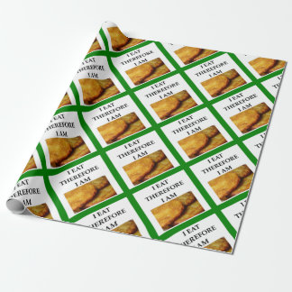 latkes wrapping paper