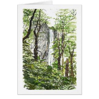 Latourell Waterfall Cards