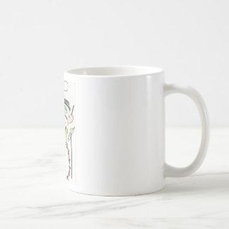 latte drummer color coffee mug