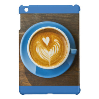 Latte Heart Art Case For The iPad Mini