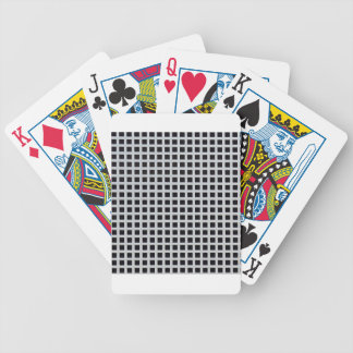 Lattice Bicycle Playing Cards
