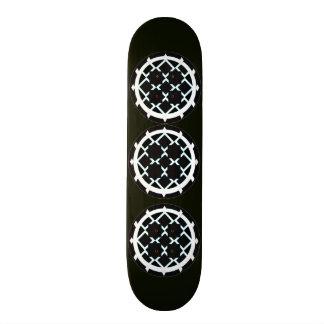 Lattice Design Skate Boards