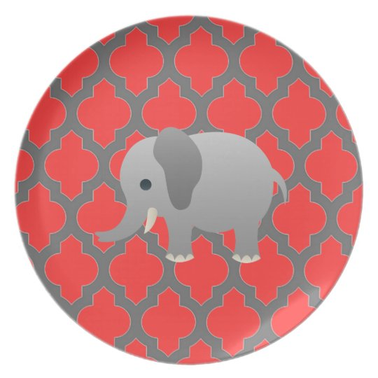 Lattice Elephant Plate