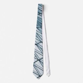 Lattice shell tie