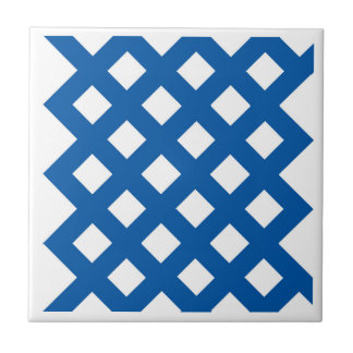 lattice work traditional tile design style