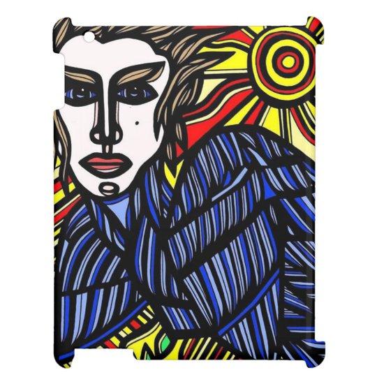 """""""Latus"""" 631 Art iPad Case"""