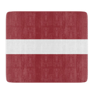 Latvia Flag Boards