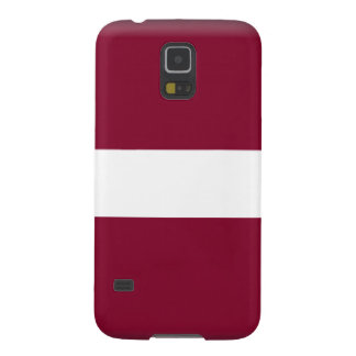 Latvia Flag Galaxy S5 Cover