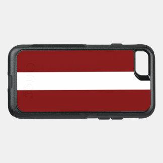 Latvia OtterBox Commuter iPhone 8/7 Case